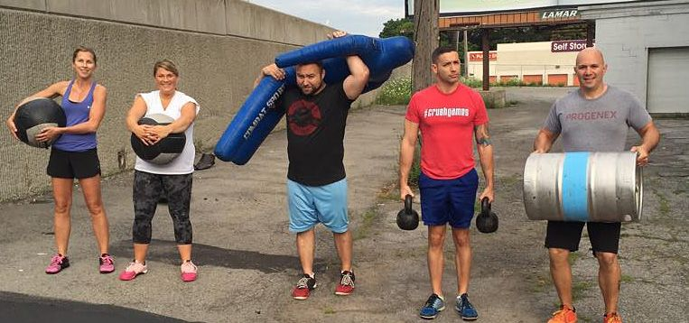 Crossfit Training Rochester